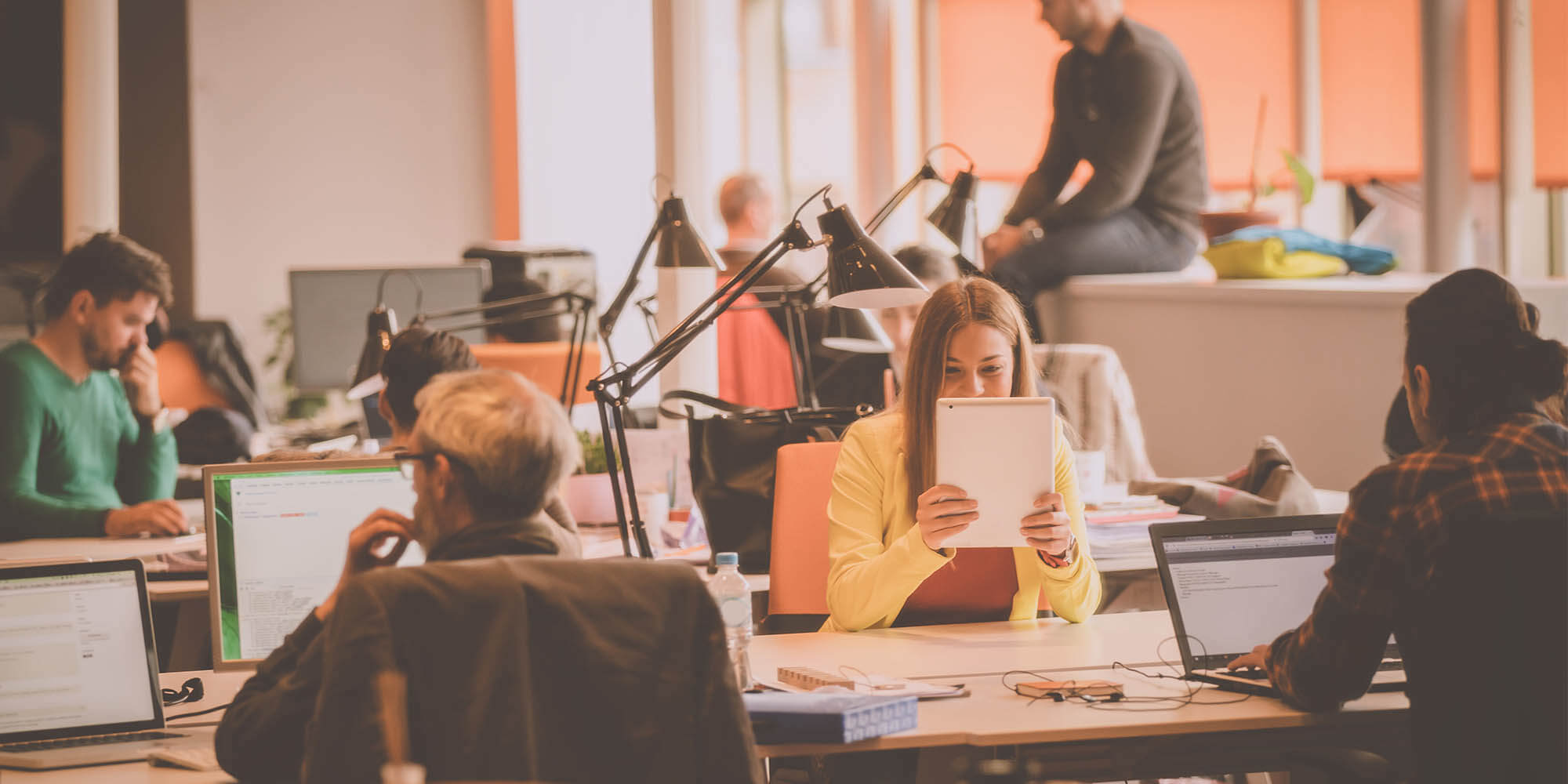 Coworking is networking to the next level